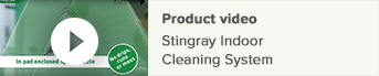 Product video: UNGER Stingray Indoor Cleaning Kit 330