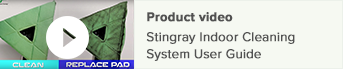 Product video: UNGER Stingray Indoor Cleaning Kit 330 User Guide