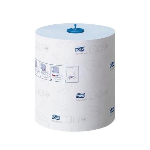 Tork Matic Blue Towel Roll 2 Ply Blue 290068 6 X 150m H1